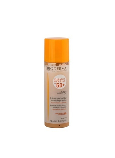 PHOTODERM NUDE TOUCH GOLDEN SPF 50+ 40 ML-Bioderma